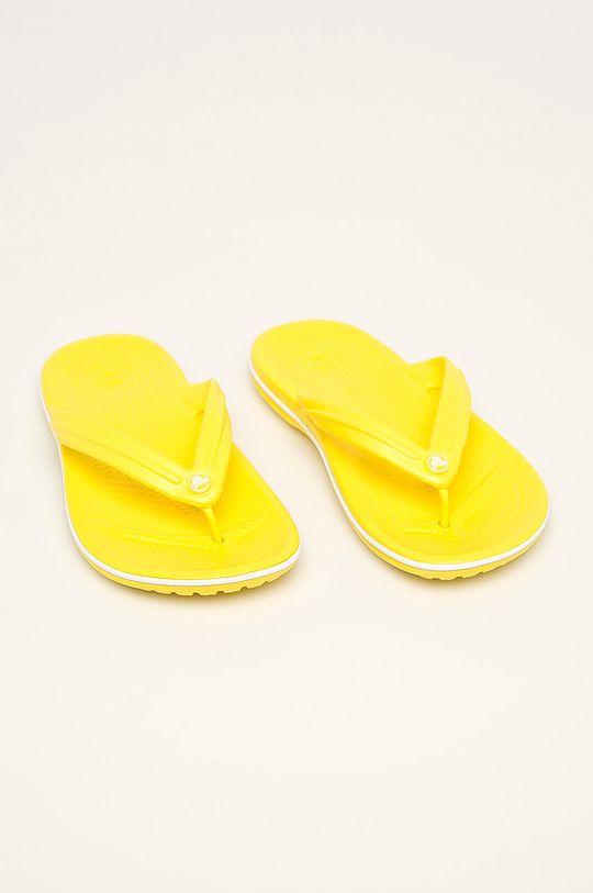 Crocs - Žabky žltá