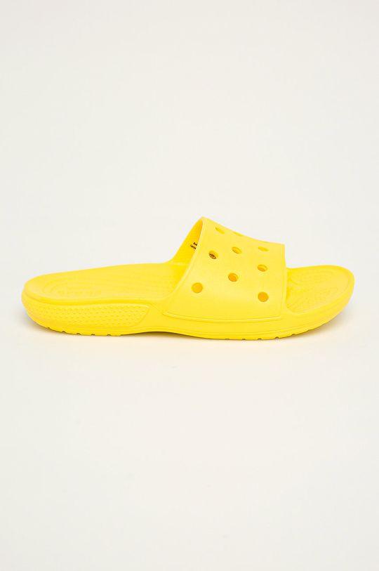 žltá Crocs - Šľapky Dámsky