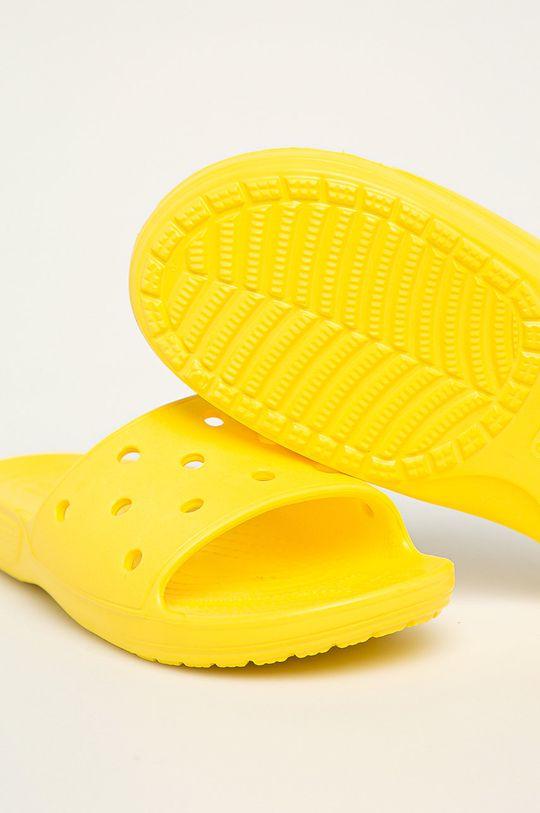 Crocs - Šľapky žltá