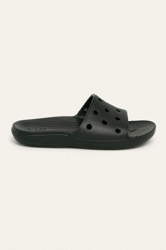 czarny Crocs - Klapki Damski