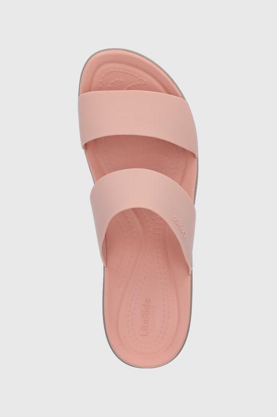 staroružová Crocs - Šľapky
