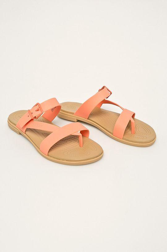 Crocs - Šľapky oranžová