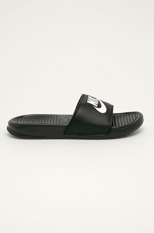 negru Nike - Papuci De femei