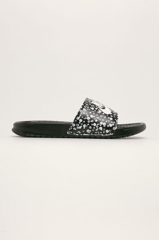 černá Nike - Pantofle Benassi Jdi Dámský