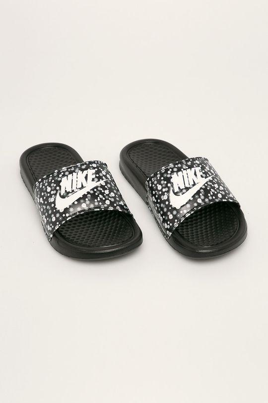 Nike - Pantofle Benassi Jdi černá