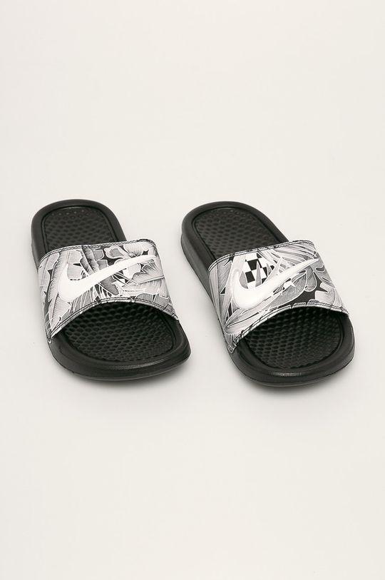 Nike - Pantofle šedá
