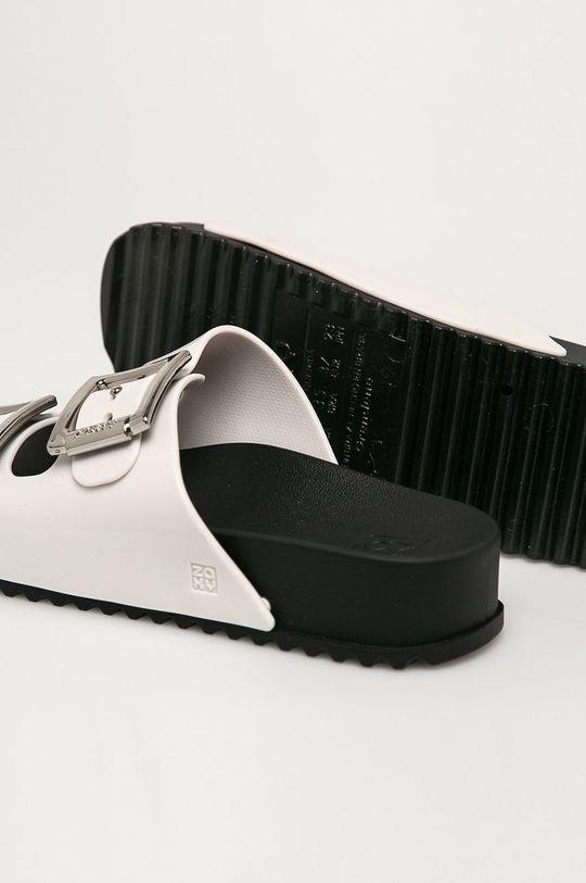 biela Zaxy - Šľapky