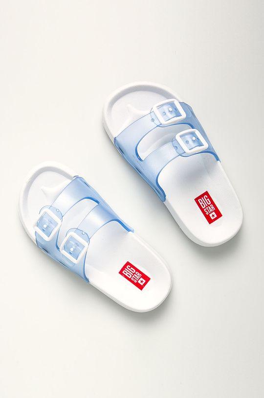 Big Star - Dětské pantofle modrá