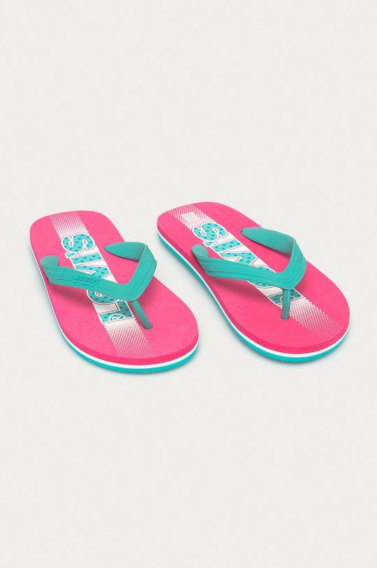 Levi's - Slapi copii roz ascutit