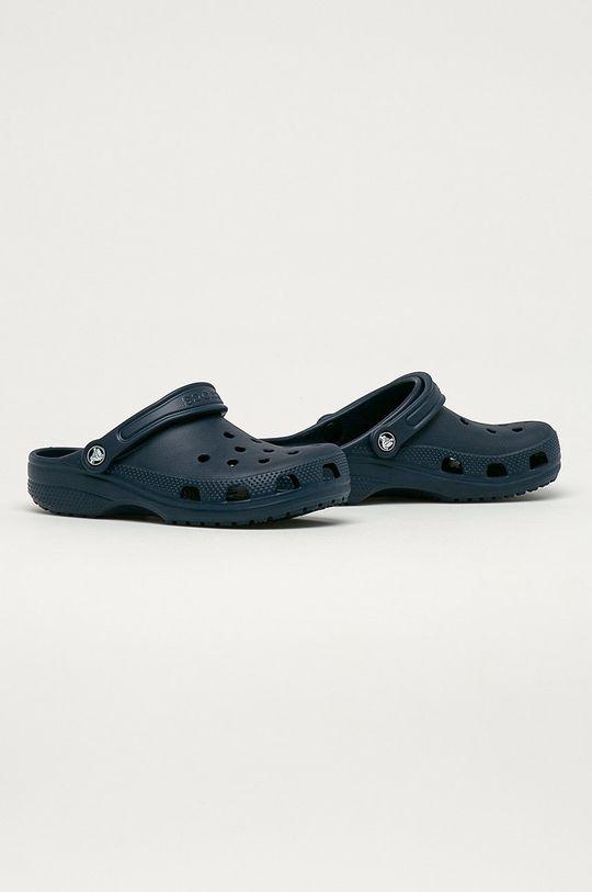 Crocs - Dětské pantofle námořnická modř