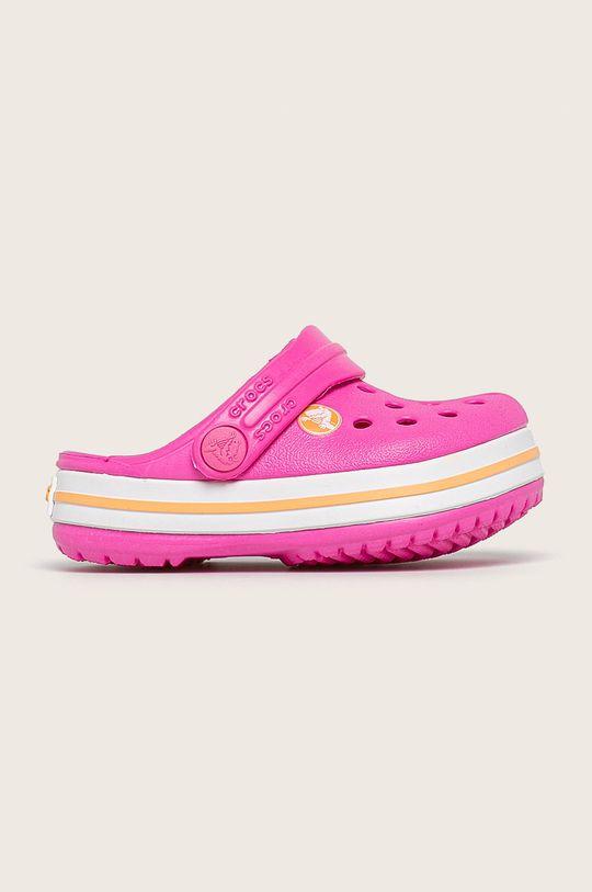 наситенорозов Crocs - Детски чехли Момиче