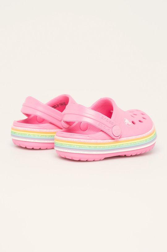 Crocs - Детски чехли  Синтетичен материал