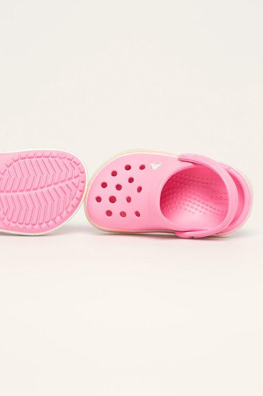 наситенорозов Crocs - Детски чехли
