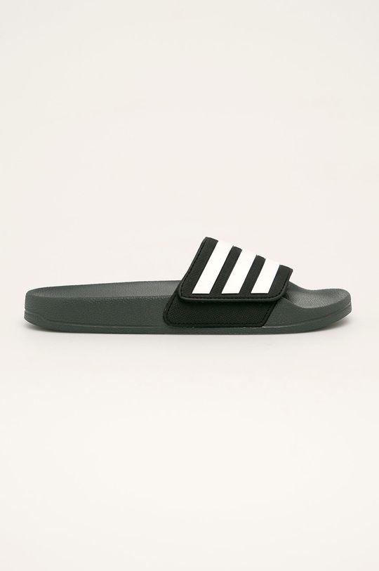 negru adidas - Slapi copii De copii