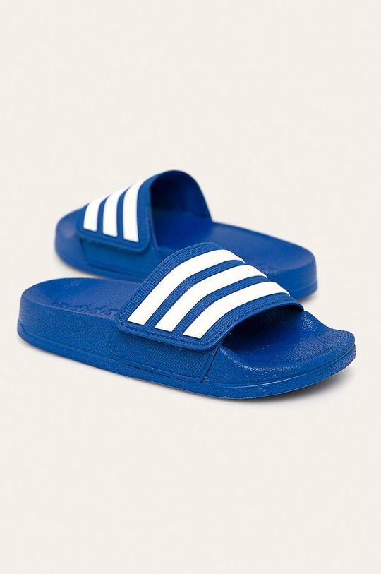 albastru adidas - Slapi copii