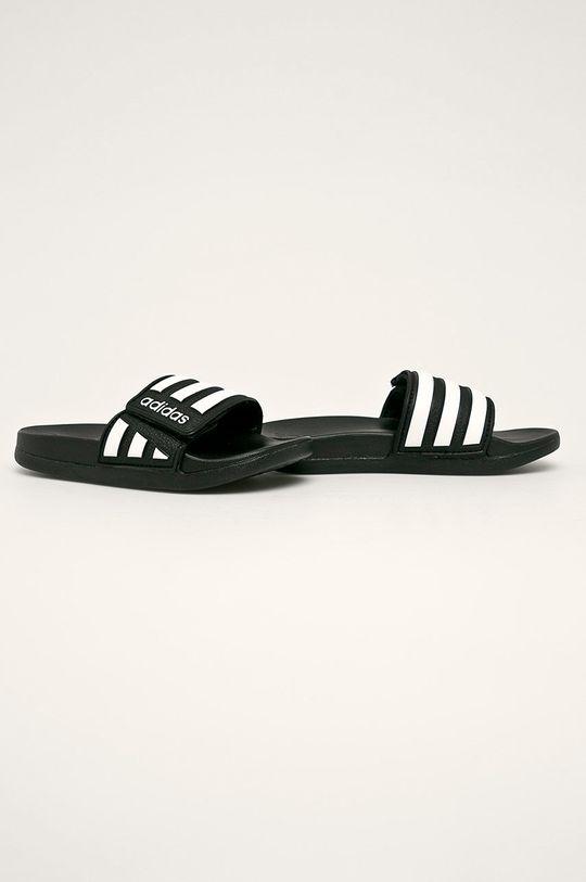 adidas - Dětské pantofle černá