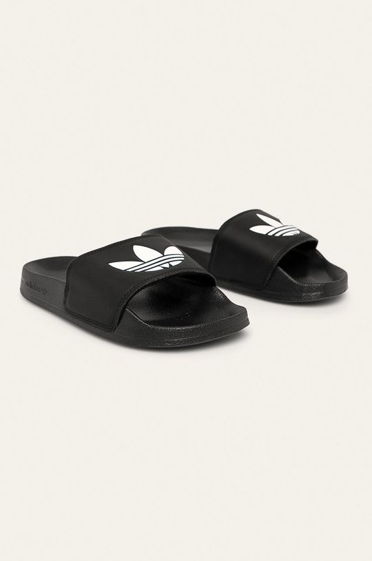 adidas Originals - Dětské pantofle černá