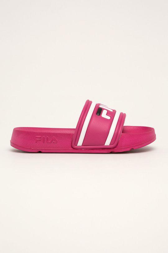 roz ascutit Fila - Slapi copii Morro Bay Slipper JR De copii