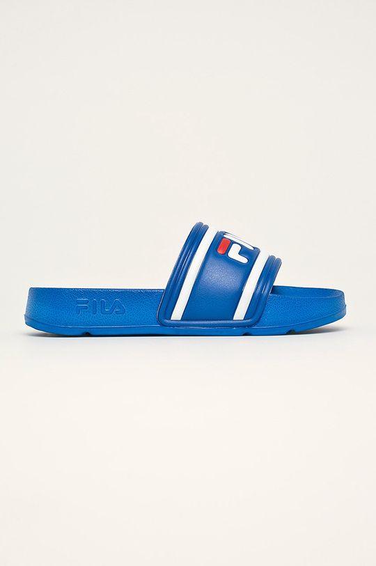 modrá Fila - Dětské pantofle Morro Bay Slipper JR Dětský