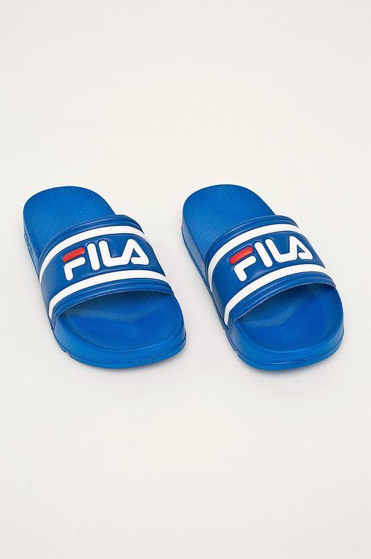 Fila - Dětské pantofle Morro Bay Slipper JR modrá