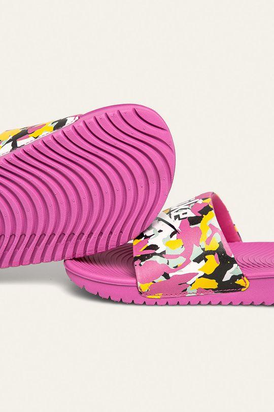 Nike Kids - Papuci Nike Kawa Se Mc Gamba: Material sintetic Interiorul: Material sintetic, Material textil Talpa: Material sintetic