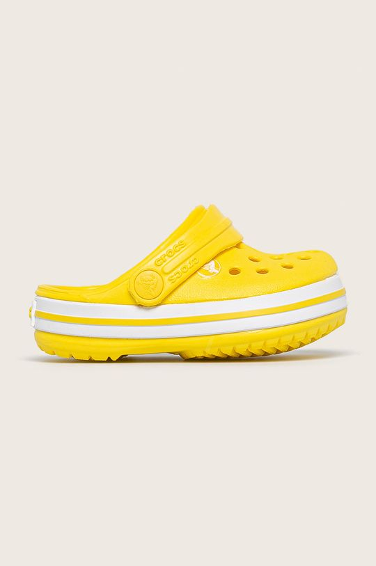 galben Crocs - Slapi copii De copii
