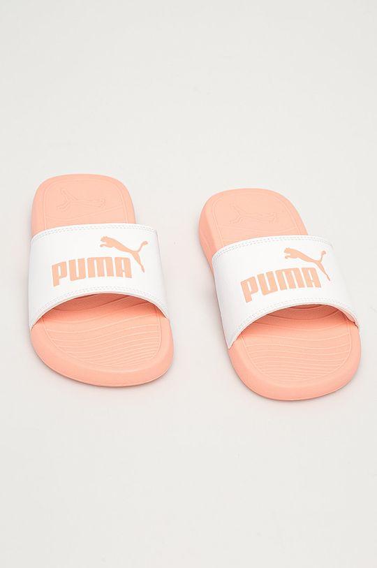 Puma - Klapki brzoskwiniowy