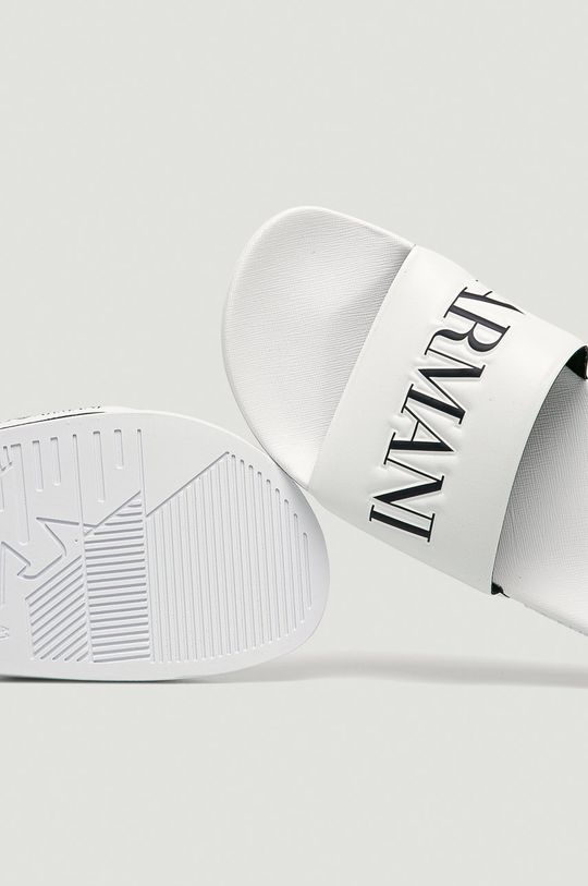 Emporio Armani - Pantofle  Umělá hmota