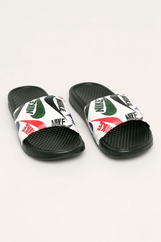 Nike Sportswear - Papuci Benassi Just Do It multicolor