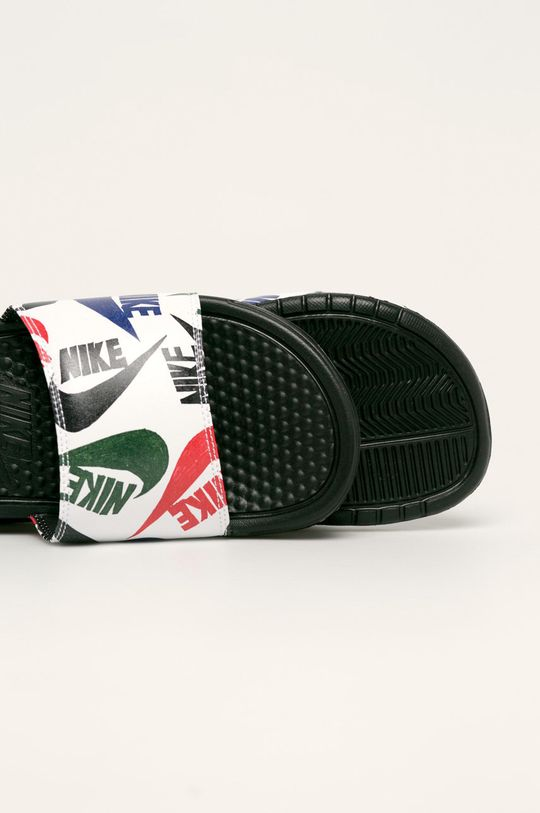 Nike Sportswear - Papuci Benassi Just Do It Gamba: Material sintetic Interiorul: Material sintetic, Material textil Talpa: Material sintetic