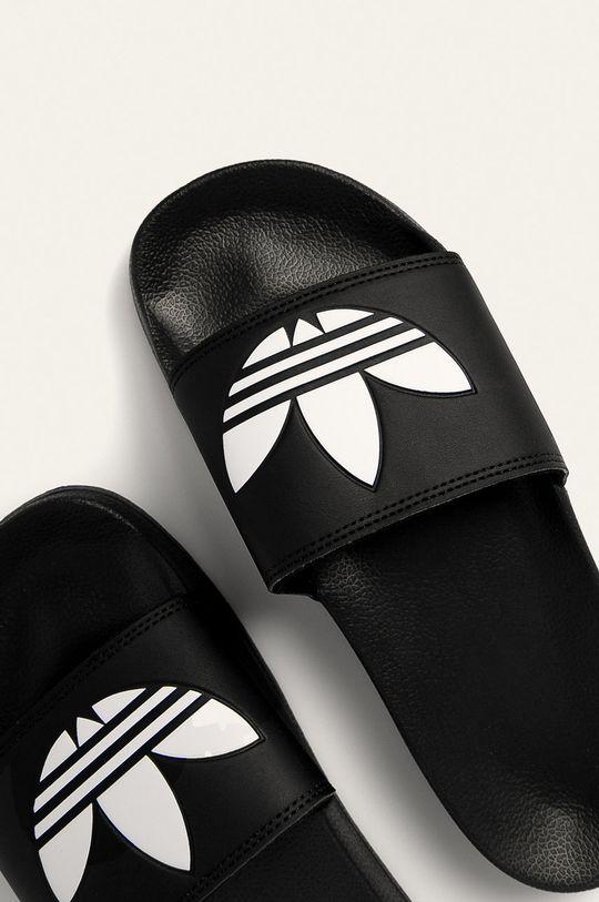adidas Originals - Klapki czarny