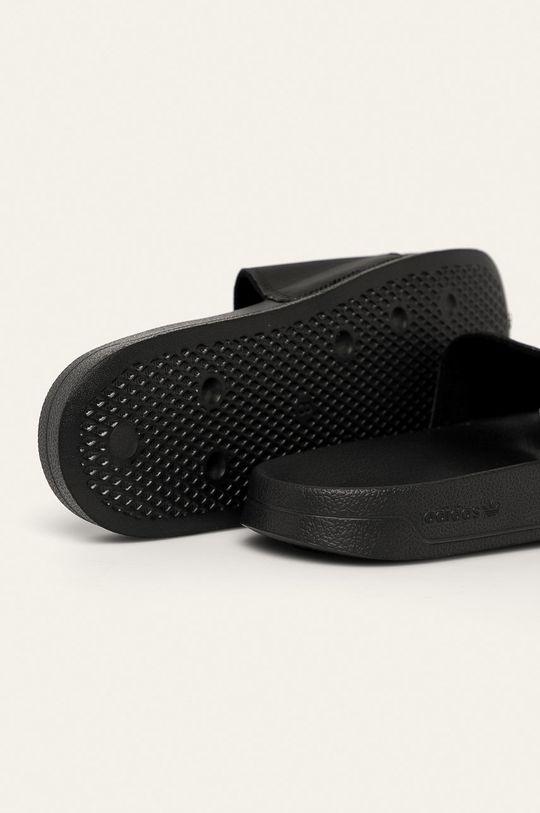czarny adidas Originals - Klapki