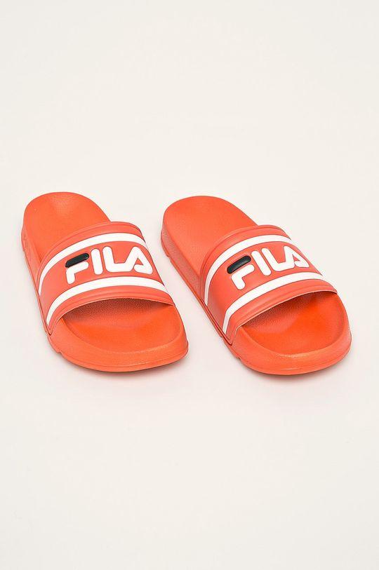 Fila - Pantofle oranžová