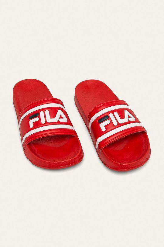 Fila - Šľapky červená