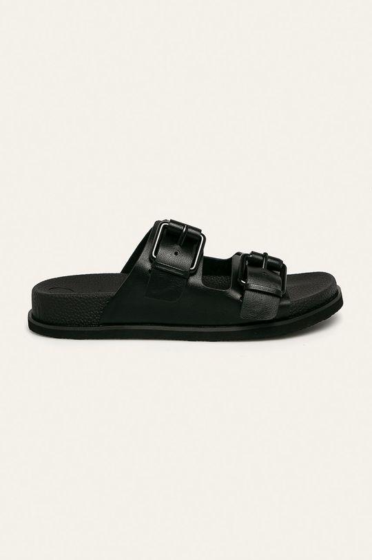 černá Calvin Klein - Pantofle Pánský
