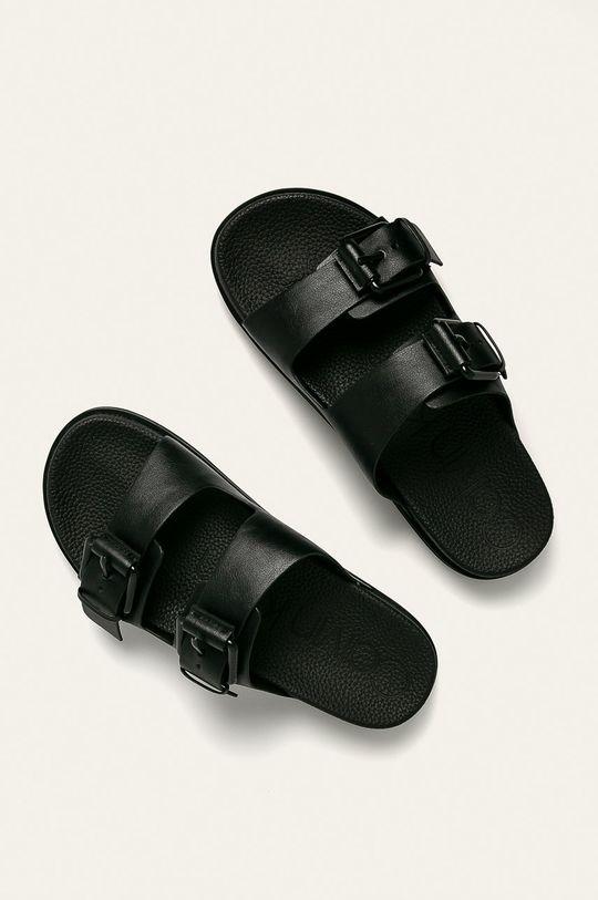 Calvin Klein - Pantofle černá