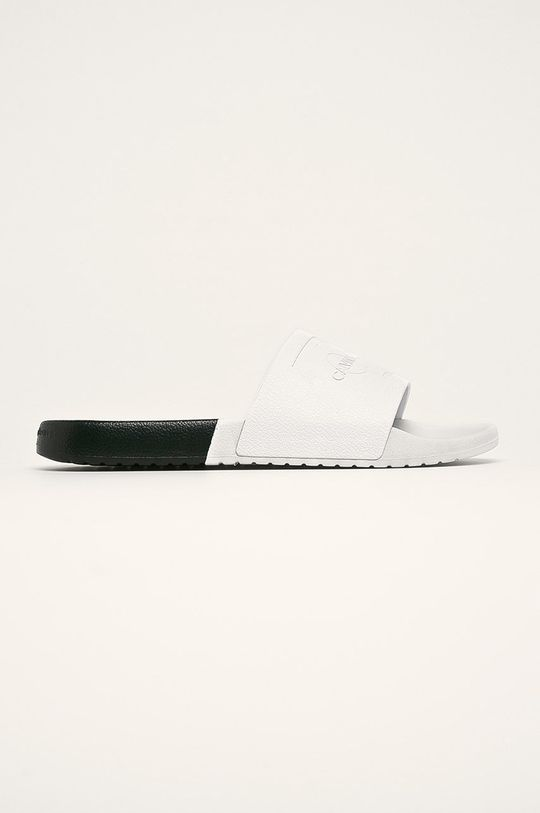 biela Calvin Klein Jeans - Šľapky Pánsky