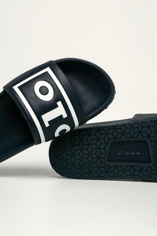 námořnická modř Polo Ralph Lauren - Pantofle