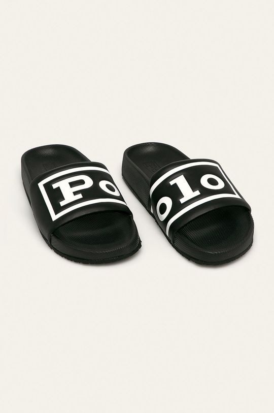 Polo Ralph Lauren - Pantofle černá