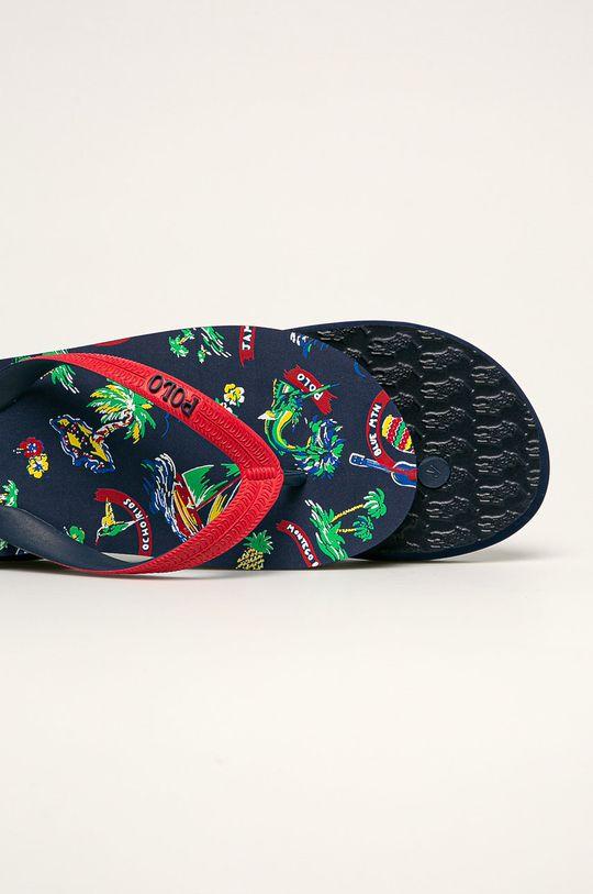 Polo Ralph Lauren - žabky Umělá hmota