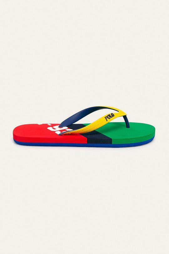 vícebarevná Polo Ralph Lauren - žabky Pánský