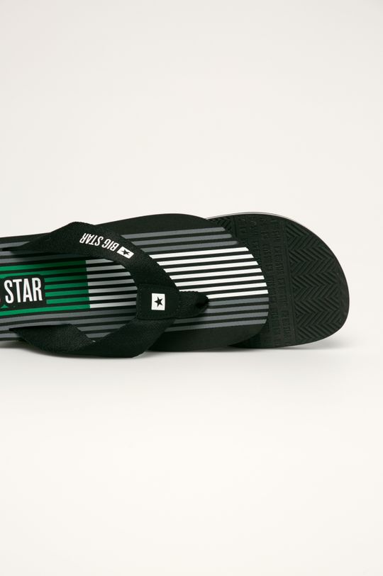 negru Big Star - Slapi