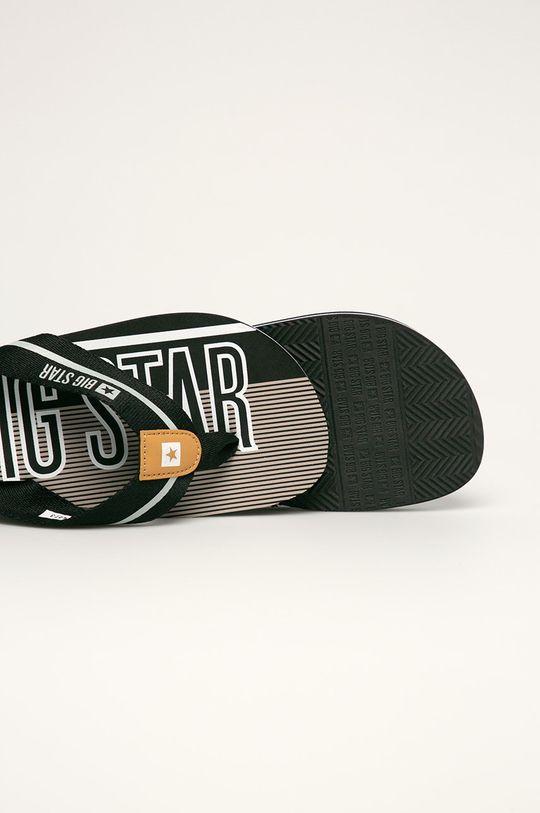 čierna Big Star - Žabky