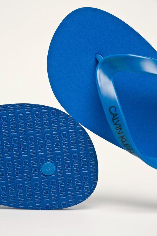 Calvin Klein Underwear - žabky Umělá hmota