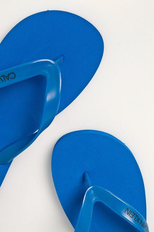 modrá Calvin Klein Underwear - žabky