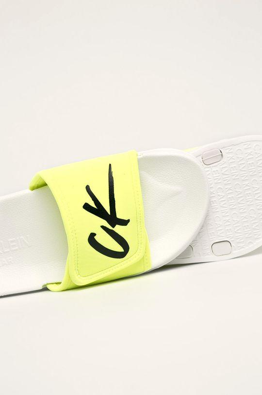 Calvin Klein Underwear - Šľapky  Zvršok: Textil Vnútro: Textil Podrážka: Syntetická látka