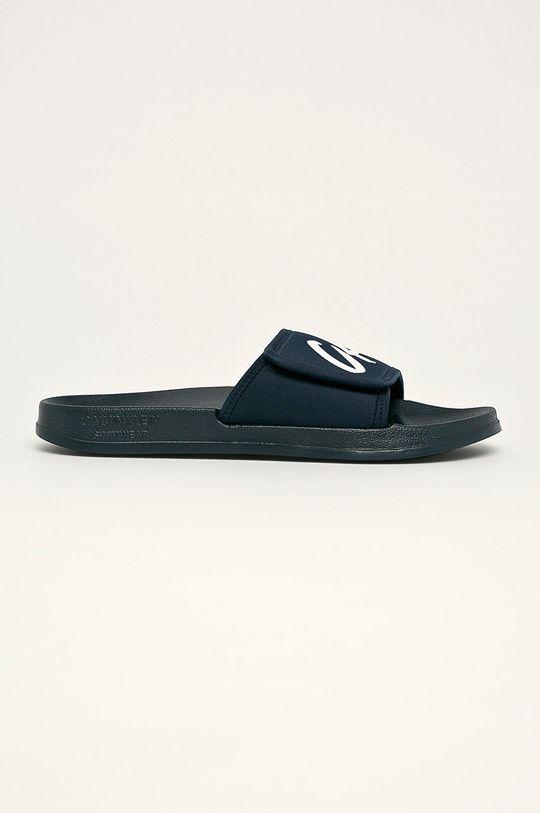námořnická modř Calvin Klein Underwear - Pantofle Pánský