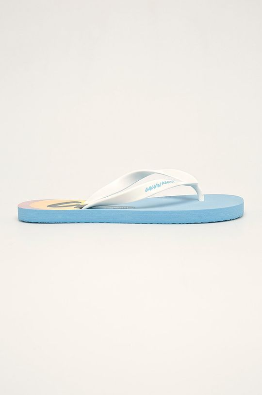 světle modrá Calvin Klein Underwear - žabky Pánský
