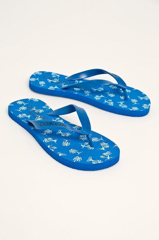 Calvin Klein Underwear - žabky modrá