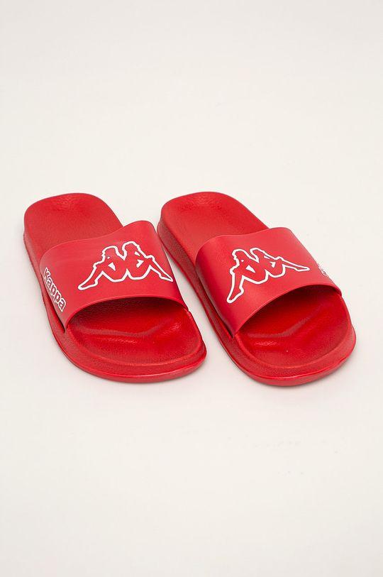 Kappa - Šľapky červená